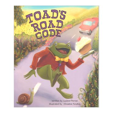 toads-road-code-4-9781847508751