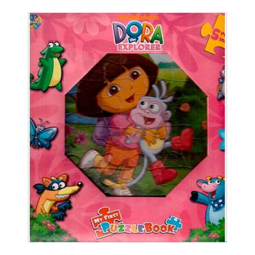 dora-the-explorer-my-first-puzzle-book-4-9782764317594