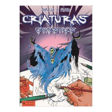 criaturas-fantasticas-dibujo-y-pinto-2-9788425517419