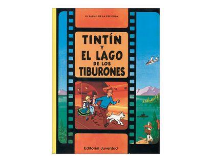 el-album-de-la-pelicula-tintin-y-el-lago-de-los-tiburones-2-9788426113900