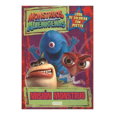 monstruos-contra-alienigenas-mision-monstruo-libro-para-colorear-2-9788444163130