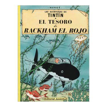 las-aventuras-de-tintin-el-tesoro-de-backham-el-rojo-2-9788426113993