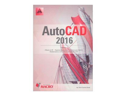 autocad-2016-1-9786123043162
