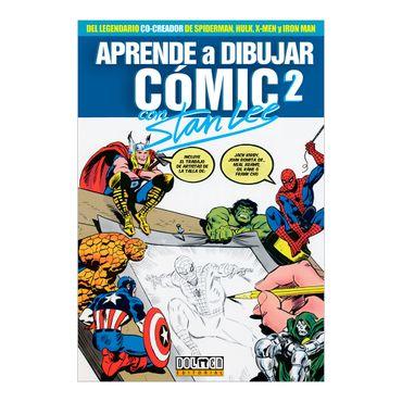 aprende-a-dibujar-comic-2-con-stan-lee-4-9788415932338