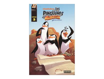 los-pinguinos-de-madagascar-comic-3-2-9788444165479