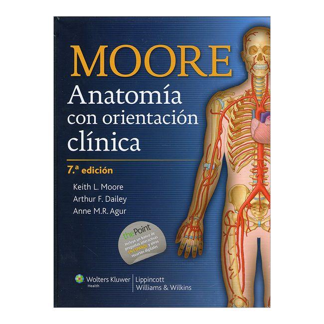 Anatomía con orientación clínica. 7a edición - Panamericana