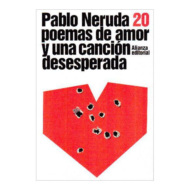 20 Poemas De Amor Y Una Cancion Desesperada Panamericana
