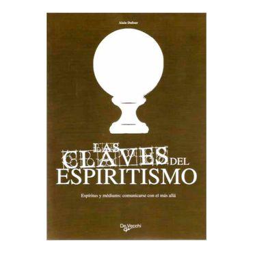 las-claves-del-espiritismo-2-9788431533892