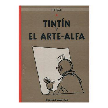 tintin-y-el-arte-alfa-2-9788426138583