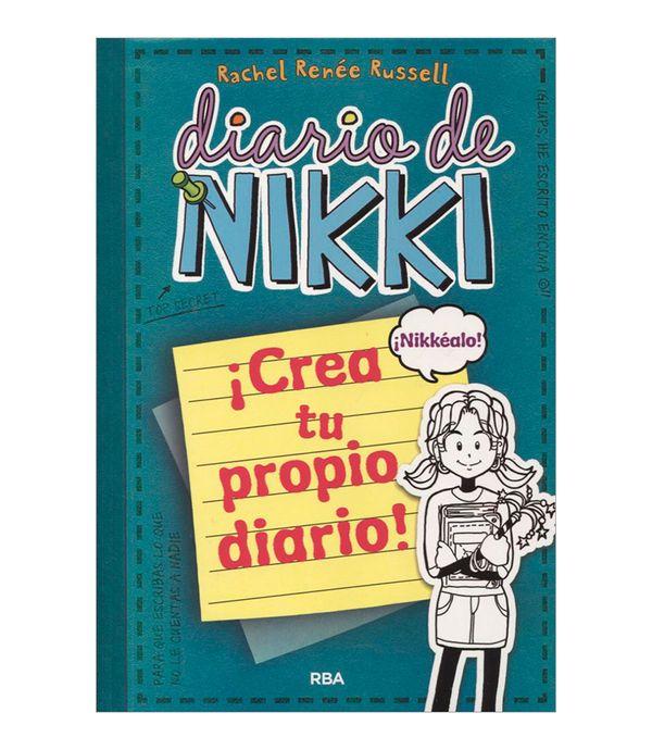 Diario De Nikki Crea Tu Propio Diario Panamericana