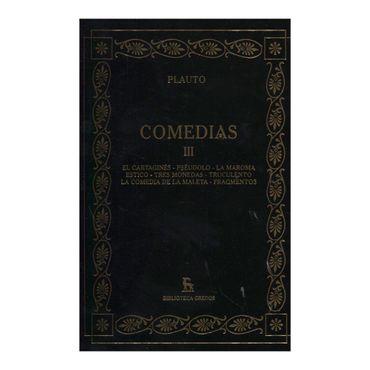 comedias-iii-2-9788447364336