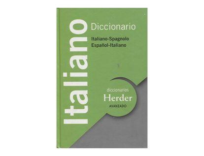 diccionario-de-italiano-spagnolo-espanol-italiano-2-9788425427978
