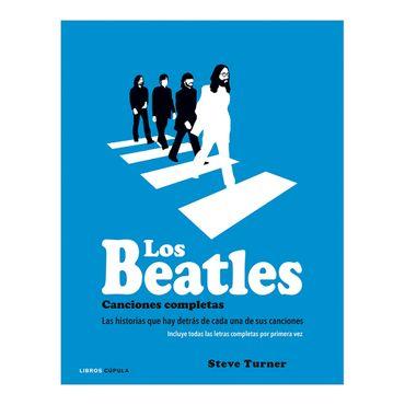 los-beatles-canciones-completas-2-9788448021931