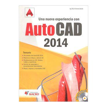una-experiencia-con-autocad-2014-1-9786123041632