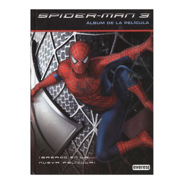 spiderman-3-album-de-la-pelicula-2-9788424145354