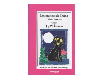 los-musicos-de-brema-y-otros-cuentos-4-9789583003271