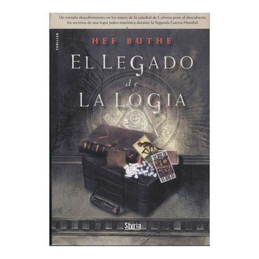 el-legado-de-la-logia-2-9788496626461