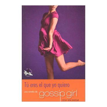 tu-eres-el-que-yo-quiero-una-novela-de-gossip-girl-2-9788496693791