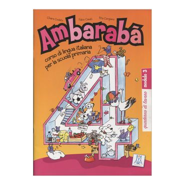ambaraba-4-quaderno-di-lavoro-modulo-3-9-9788861820845