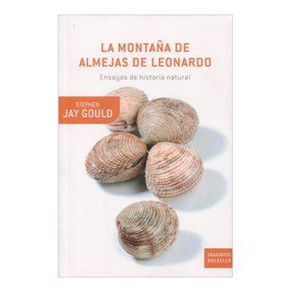 la-montana-de-almejas-de-leonardo-ensayos-de-historia-natural-9788474239317