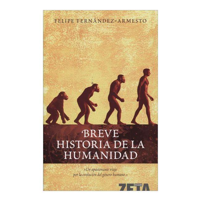 Breve Historia De La Humanidad Panamericana