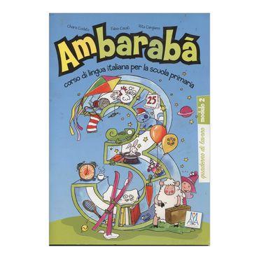 ambaraba-3-quaderno-di-lavoro-modulo-2-9-9788861820715