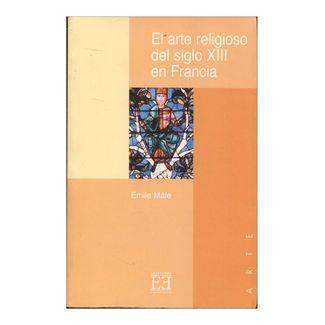 el-arte-religioso-del-siglo-xiii-en-francia-9788474906332