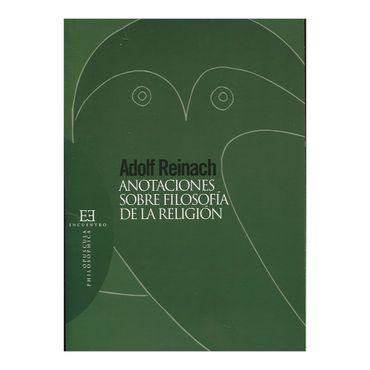 anotaciones-sobre-filosofia-de-la-religion-9788474908466