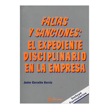 faltas-y-sanciones-el-expediente-disciplinario-en-la-empresa-1-9788495428295