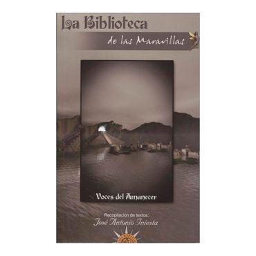 la-biblioteca-de-las-maravillas-voces-del-amanecer-1-9788495645586