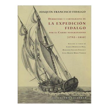 derrotero-y-cartografia-de-la-expedicion-fidalgo-por-el-caribe-neogranadino-1792-1810-3-9789583601453