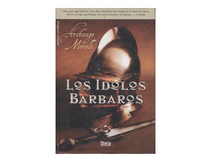 los-idolos-barbaros-2-9788496626652