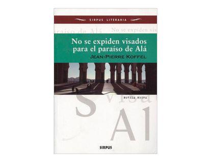 no-se-expiden-visado-para-el-paraiso-de-ala-3-9788489902275