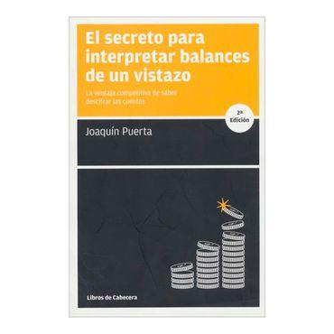 el-secreto-para-interpretar-balances-de-un-vistazo-2a-edicion-1-9788494106620