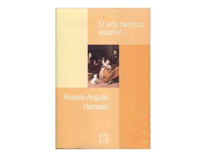el-arte-barroco-espanol-9788474907582