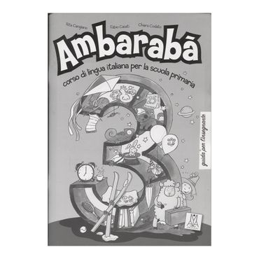 ambaraba-3-guida-per-linsegnante-9-9788861820227