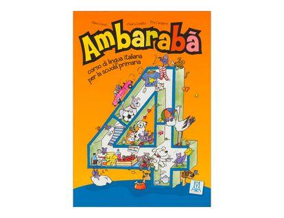 ambaraba-4-cd-9-9788861820241