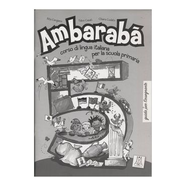 ambaraba-5-guida-per-linsegnante-9-9788861821415