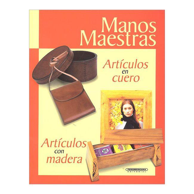 992829426 Artículos en cuero. Artículos con madera - Panamericana