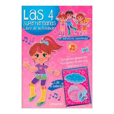 las-4-superhermanas-lola-la-bailarina-libro-de-actividades-1-9789583046612