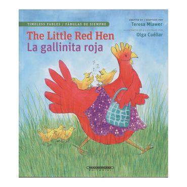 la-gallinita-roja-the-little-red-hen-2-9789583052200
