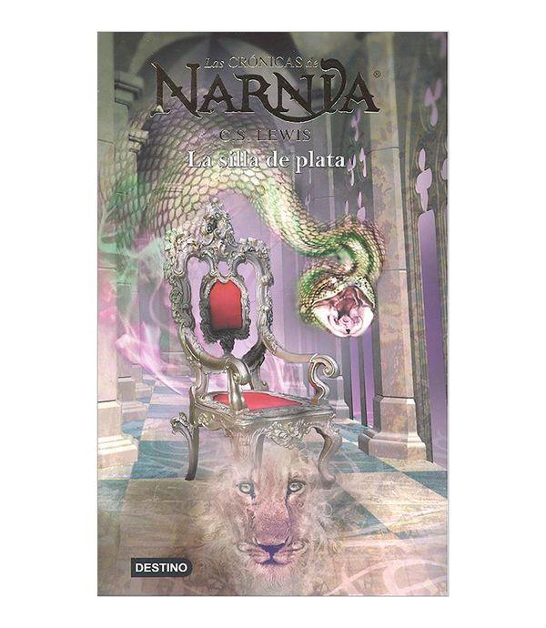 Cronicas De Narnia 6 La Silla De Plata Panamericana New
