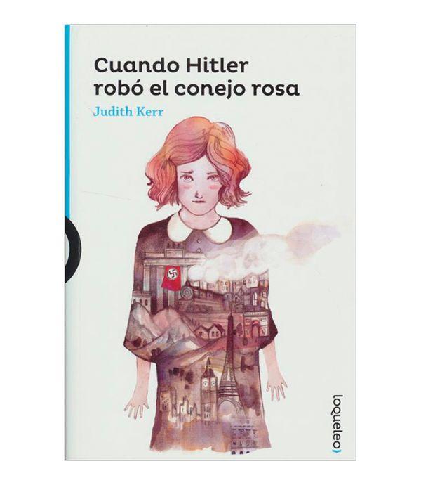 Cuando Hitler robó el conejo rosa - Panamericana