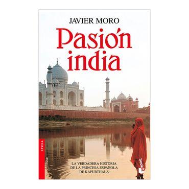pasion-india-9789584249906