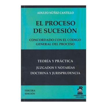 el-proceso-de-sucesion-3a-edicion-1-9789584881960