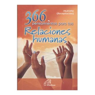 366 Pensamientos Para Tus Relaciones Humanas Libros