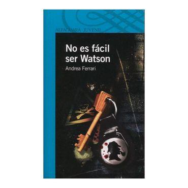 no-es-facil-ser-watson-2-9789587434170