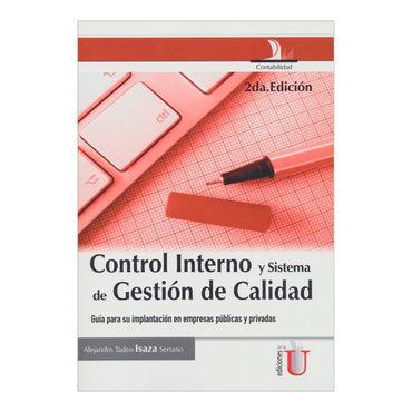 control-interno-y-sistema-de-gestion-de-calidad-segunda-edicion-6-9789587622553