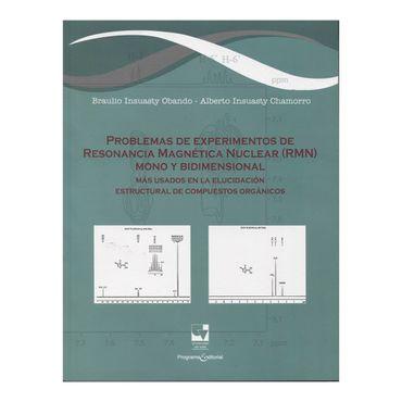 problemas-de-experimentos-de-resonancia-magnetica-nuclear-rmn-mono-y-bidimensional-6-9789587650587