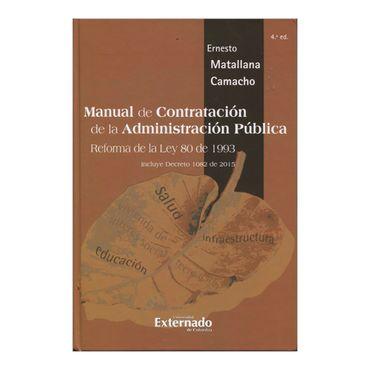 manual-de-contratacion-de-la-administracion-publica-reforma-de-la-ley-80-de-1993-4a-edicion-3-9789587724363